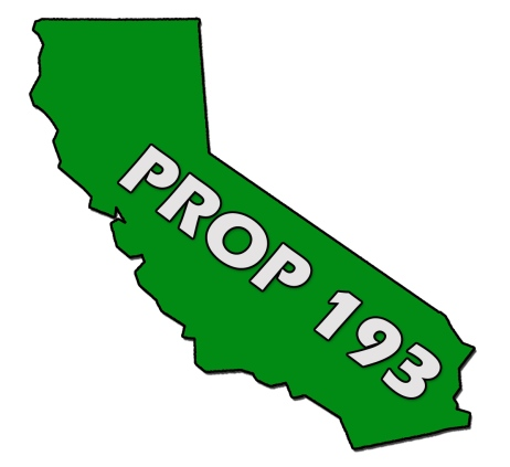 California Proposition 193