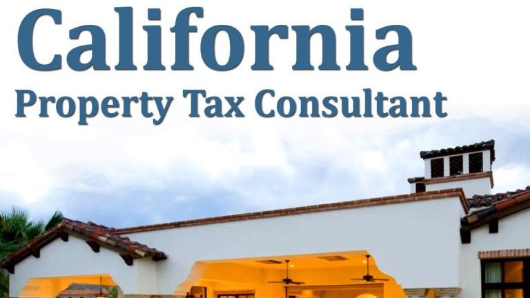 California Property Tax Specialist