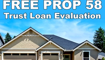 Proposition 58 Trust Loans