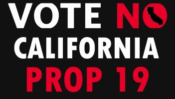 Vote No On Prop 19 in the 2020 California General Election
